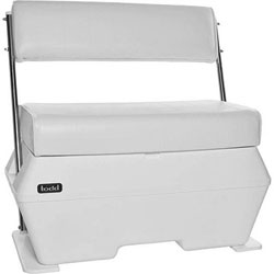 Todd Deluxe Swingback Cooler / Livewell Boat Seat
