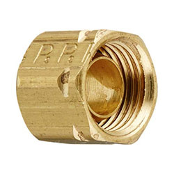 Bennett Trim Tab Hydraulic Fitting Nut with Ferrule
