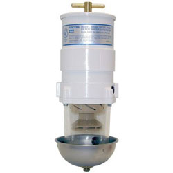 racor turbine 900 ma series marine fuel filter / water separator assembly |  defender marine