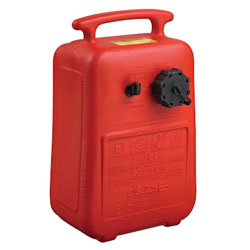 Scepter Neptune Low Perm Low Profile Portable Fuel Tank - 6 Gallon