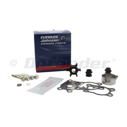 BRP / OMC Outboard Motor OEM Water Pump Repair Kit without Housing