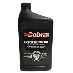 BRP OMC Cobra 4-Cycle Marine Engine Oil