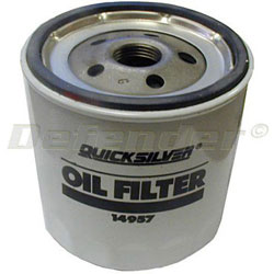 Mercury Marine Engine Spin-on Oil Filter (35-866340Q03)