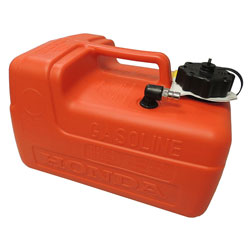 Honda Outboard Motor OEM Fuel Portable Tank without Fuel Gauge