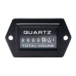 SeaStar Solutions Universal Hourmeter - Rectangular