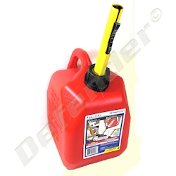 Moeller Spill-Proof Jerry Can - 2 Gallon