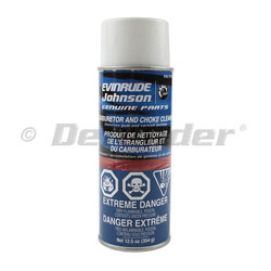 BRP Carburetor and Choke Cleaner
