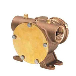 Jabsco 6400-1051 Bronze Short Shaft Pedestal Pump