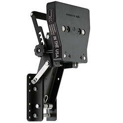 Garelick Aluminum Bracket for 4-Stroke Auxiliary Outboard Motors