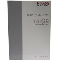 nissan 8 hp outboard motor manual
