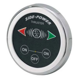 Side-Power Single Round Touchpanel