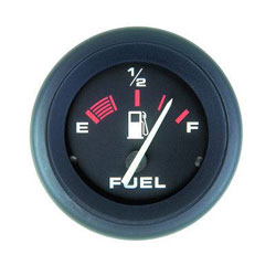 SeaStar Solutions Amega Series Fuel Level Gauge