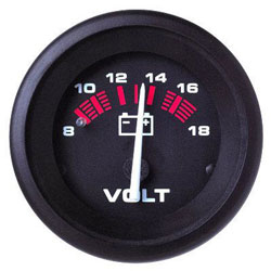 SeaStar Solutions Amega Series Voltmeter