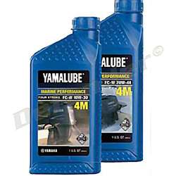 Yamaha Yamalube 4 Stroke Engine Oil FC-W For Outboard Motors