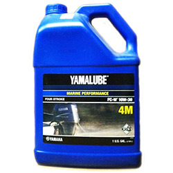 Yamaha Yamalube 4 Stroke FC-W Engine Oil For Outboard Motors