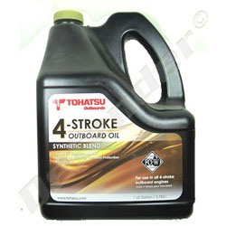 Tohatsu Synthetic Blend 4-Stroke Marine Engine Oil - Gallon