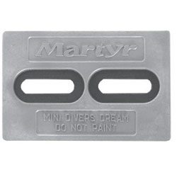 Martyr Diver's Dream Mini Hull Plate Sacrificial Anode
