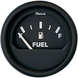 304353 euro style black fuel level gauge  at gsmx.co
