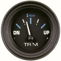 SeaStar Solutions Eclipse Series Trim Gauge