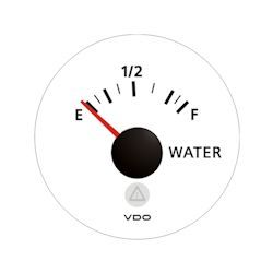 VDO Viewline Ivory Water Level Gauge