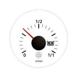 VDO Viewline Ivory Wastewater Level Gauge