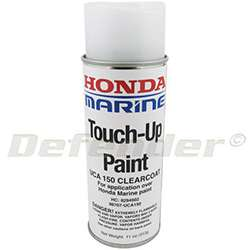 Honda Clearcoat Outboard Engine Touch-up Paint