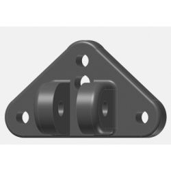 Lenco Standard Mounting Bracket