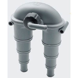 Vetus Air Vent Anti Syphon Device With Valve