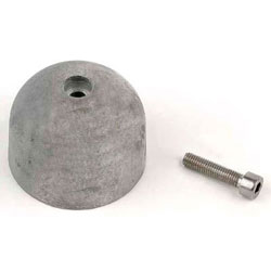 Side-Power Bow Thruster Anode - Aluminum