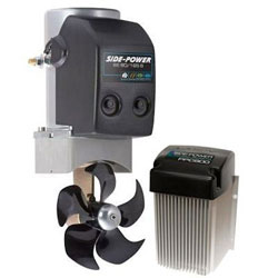 Side-Power SEP60/185S-12V DC Thruster (ProportionalControl)