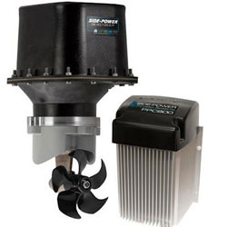 Side-Power SEP40/125S-1IP DC Thruster (ProportionalControl - Ign Protected)