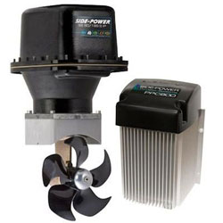 Side-Power SEP60/185S-IP DC Thruster (Proportional Control - Ign Protected)