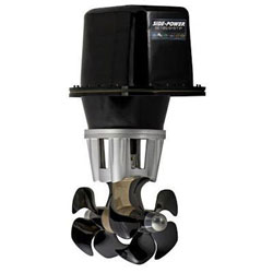 Side-Power SE120/215T-24IP DC Thruster (On/Off - Ignition Protected)