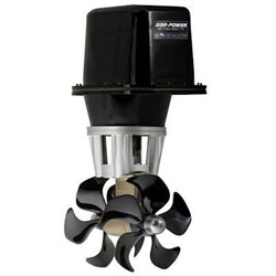 Side-Power SE130/250T-IP DC Thruster (On/Off - Ignition Protected)