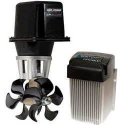 Side-Power SEP130/250T-IP DC Thruster (Speed Control - Ignition Protected)