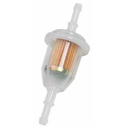 Moeller Disposable In-Line Fuel Filter - 3/8""