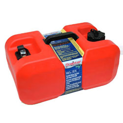 Scepter Underseat Fuel Tank - 6 Gallon