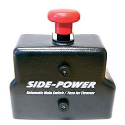 Side-Power Automatic Main Switch for On / Off Thrusters