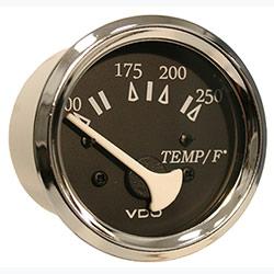 VDO Allentare Water Temperature Gauge  - Illuminated