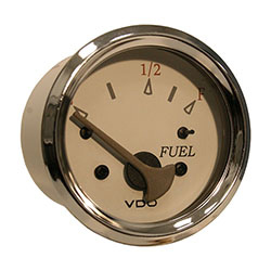 VDO Allentare Fuel Gauge - Illuminated