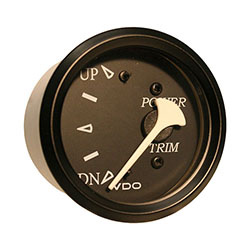 VDO Allentare Trim Gauge - Illuminated