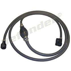 Honda Outboard OEM Fuel Line Assembly - Square Pin EPA Approved
