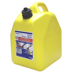 Scepter Portable Fuel Container - Diesel - 5 Gallon