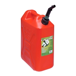 Scepter EPA / CARB Military Style Gasoline Jerry Can - 5 Gallon