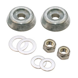 Lewmar Thruster Zinc Anode Kit for Thrusters 250TT and 300TT