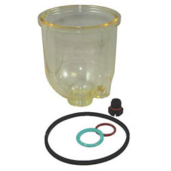 Racor Replacement Bowl Assembly Kit (RK 15279-01)