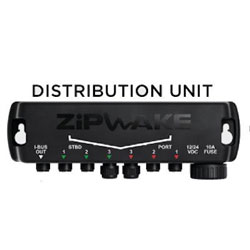Zipwake Distribution Unit