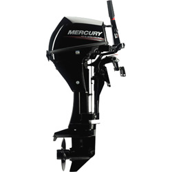 Mercury Outboard Boat Motors - Mercury Marine Motors For