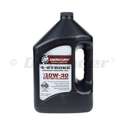 Mercury 4-Stroke Synthetic Blend Engine Oil