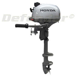 Honda 2.3 HP 4-Stroke Outboard Motor (BF2.3DHLCH)